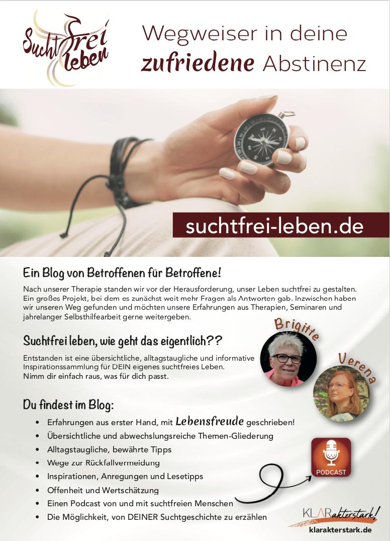 klarakterstark-werbemittel-poster-suchtfrei-leben-Blog